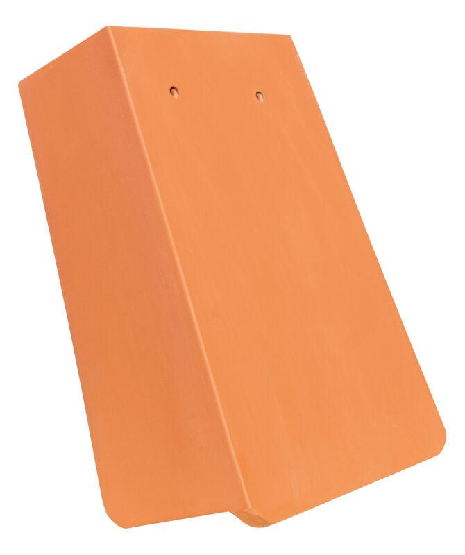 AMBIENTE rovný  tvar polovičná škridľa 1 1/4 s dlhým bočným zalomením pravá cca 11 cm
