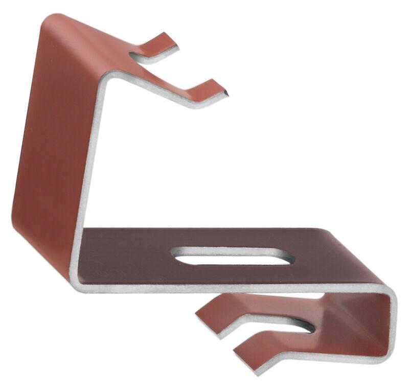 Príchytka hrebenáča PV, hliník