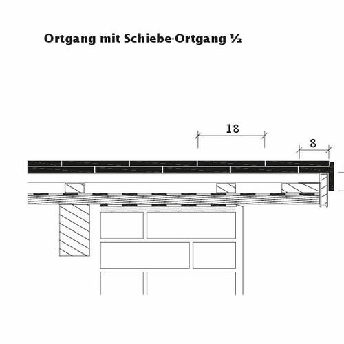 Technický výkres škridly KLASSIK Schiebeortgang-1-2