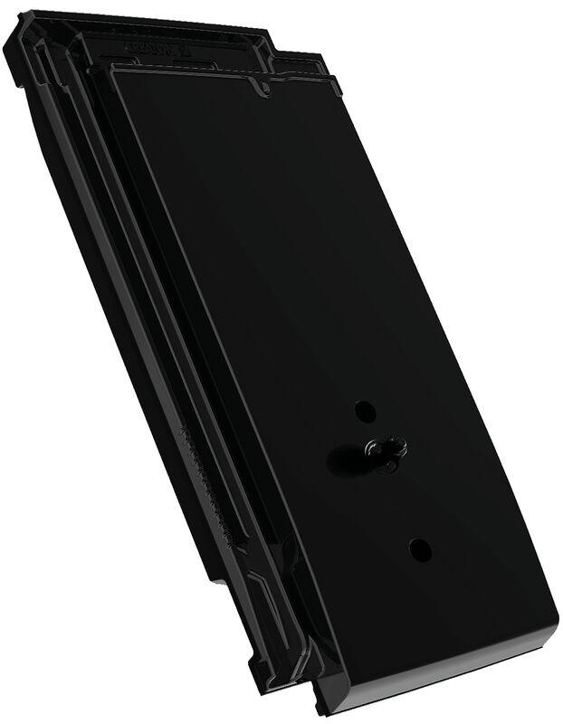 VIS hliníková základná škridľa element