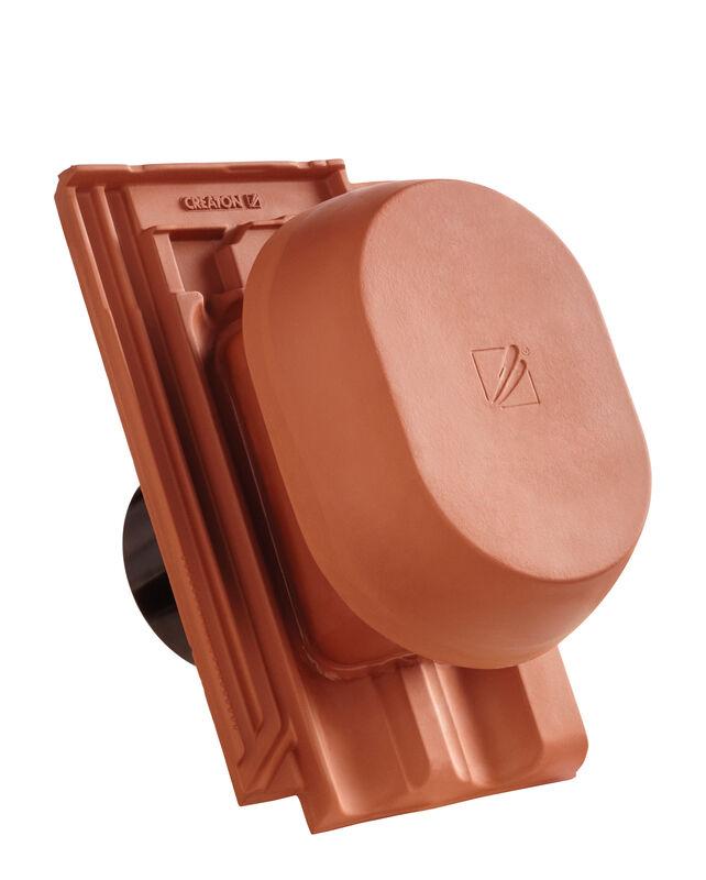 RAT HÖN keramickýodvetrávací komín DN 150/160 mm s adaptérom SIGNUM
