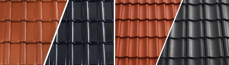 Pálená a betónová škridla – ktorú si vybrať?