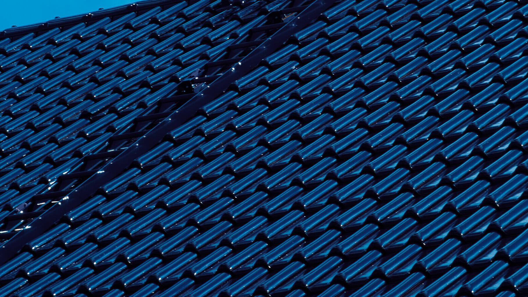 Keramická škridla - plocha holandská škridla