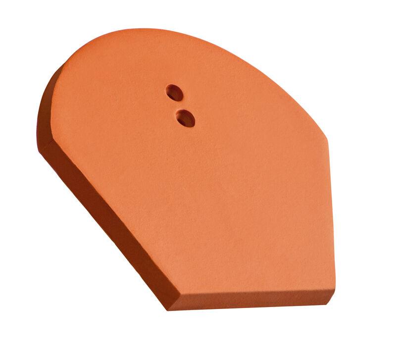 ROG keramický uzáver hrebeňa začiatočný/koncový systémový BZ