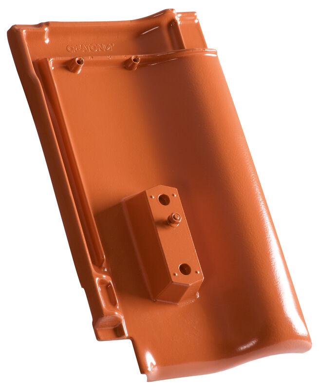 PRE hliníková základná škridľa element