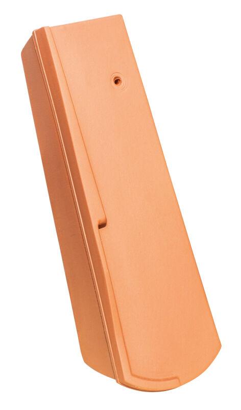AMBIENTE segmentový tvar krajná škridla posuvná s krátkym bočným zalomením pravá
