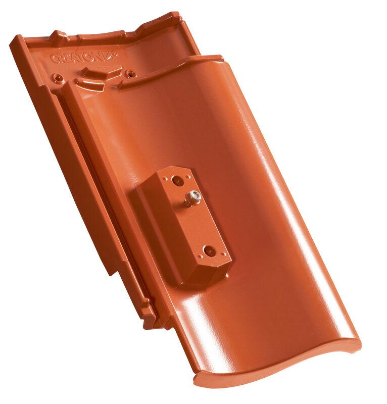 MEL hliníková základná škridľa element