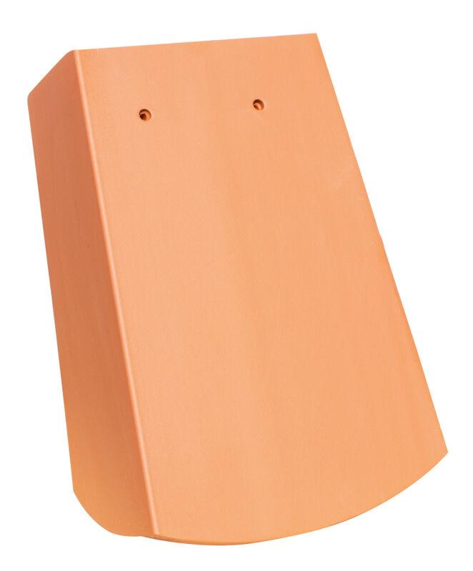 AMBIENTE segmentový tvar polovičná škridľa 1 1/4 s dlhým bočným zalomením pravá cca 11 cm