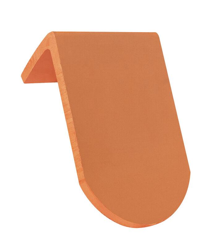 KLASSIK zaoblený tvar, pultová škridla krátka