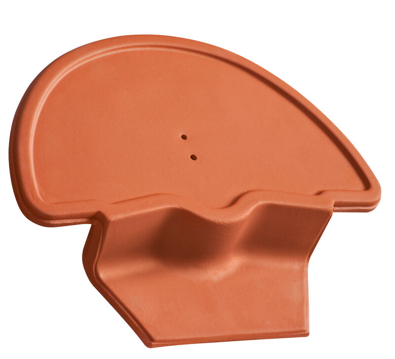 WID keramický uzáver hrebeňa začiatočný/koncový PT
