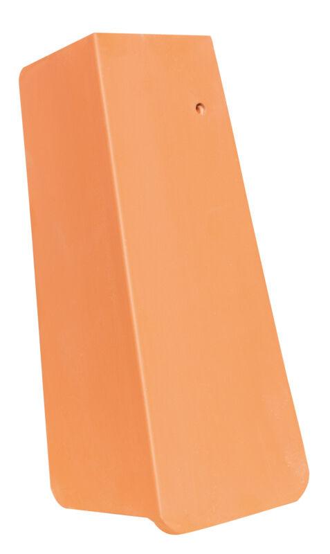 AMBIENTE rovný  tvar polovičná škridľa 3/4 s dlhým bočným zalomením pravá cca 11 cm