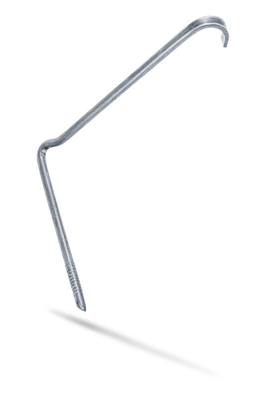 Zinkovo-hliníková zatĺkacia vichrová spona, univerzálna latas (MZ3, HAR, OPT)