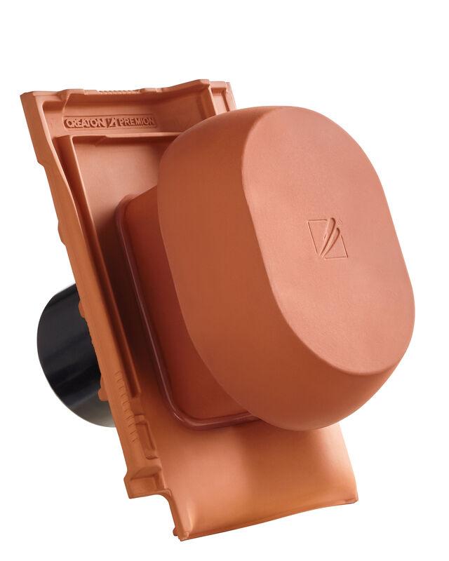 PRE keramickýodvetrávací komín DN 150/160 mm s adaptérom SIGNUM