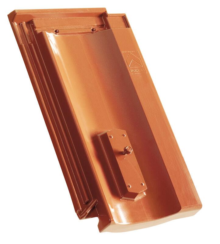 OPT hliníková základná škridľa element